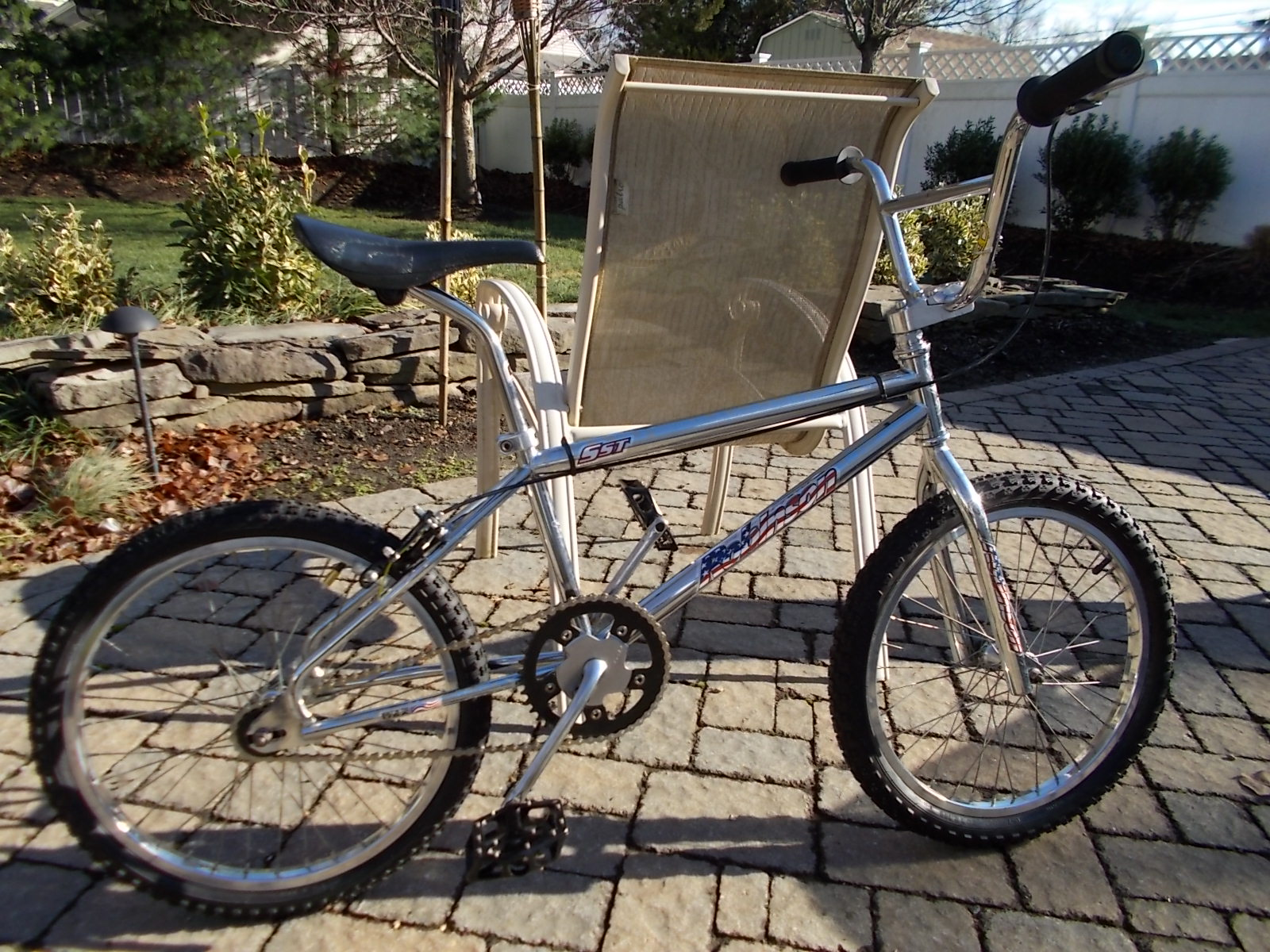 1994 Robinson Sst Bmx Bicycle Restoration
